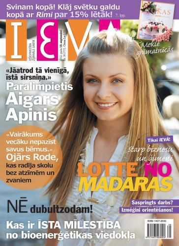 IEVA Nr. 38 2012