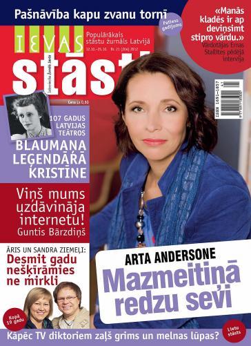 IEVAS STĀSTI Nr. 21 2012