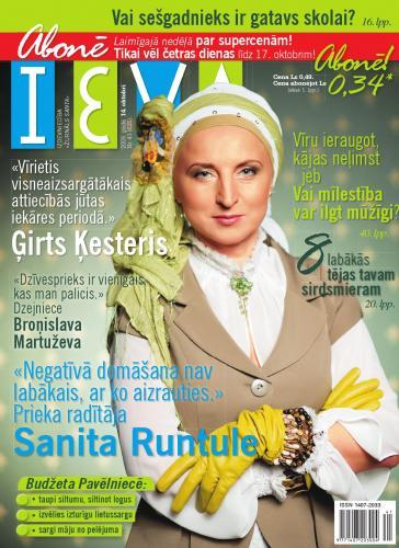 IEVA Nr. 41 2009