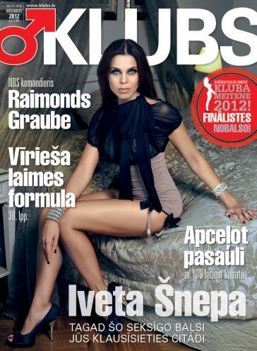 KLUBS Nr. 11 2012
