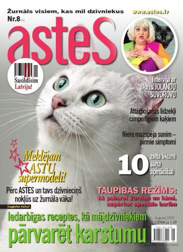 ASTES Nr. 8 2009