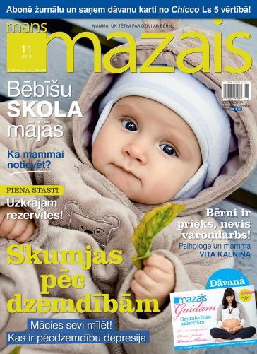 MANS MAZAIS Nr. 11 2012