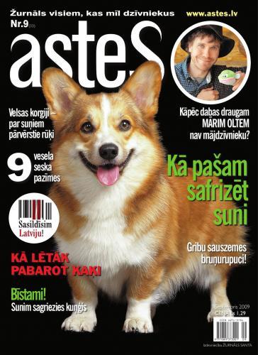 ASTES Nr. 9 2009