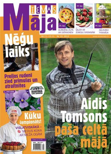 IEVAS MĀJA Nr. 22 2012