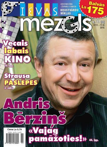 IEVAS MEZGLS Nr. 11 2012