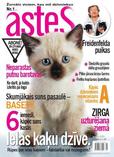 ASTES Nr. 1 2009