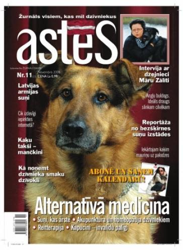 ASTES Nr. 11 2008