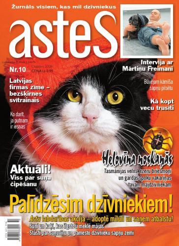 ASTES Nr. 10 2008