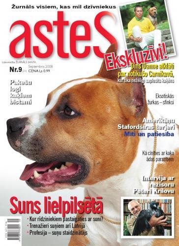 ASTES Nr. 9 2008