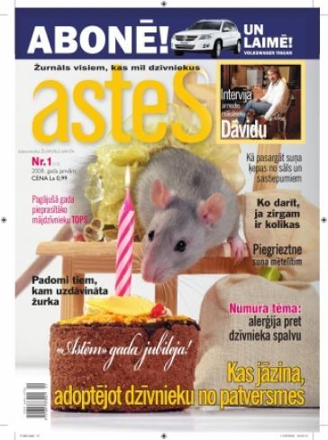 ASTES Nr. 1 2008