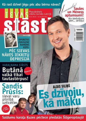 IEVAS STĀSTI Nr. 24 2012