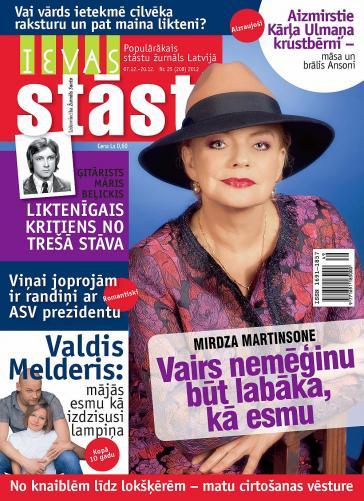 IEVAS STĀSTI Nr. 25 2012