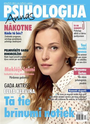 ANNAS PSIHOLOĢIJA Nr. 6 2012