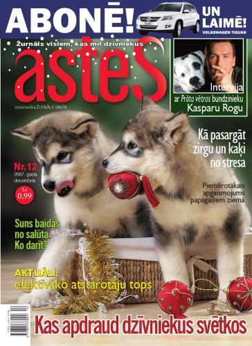 ASTES Nr. 12 2007