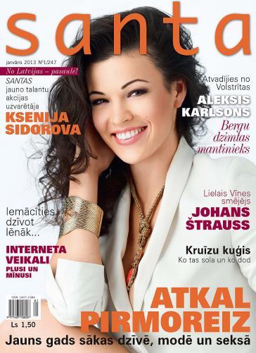 SANTA Nr. 1 2013