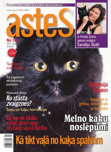 ASTES Nr. 10 2007