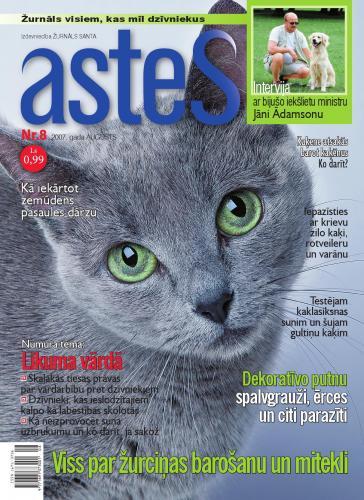 ASTES Nr. 8 2007