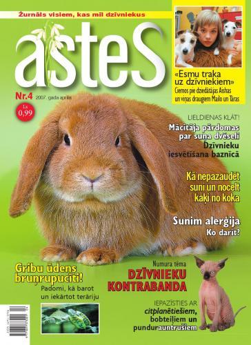 ASTES Nr. 4 2007