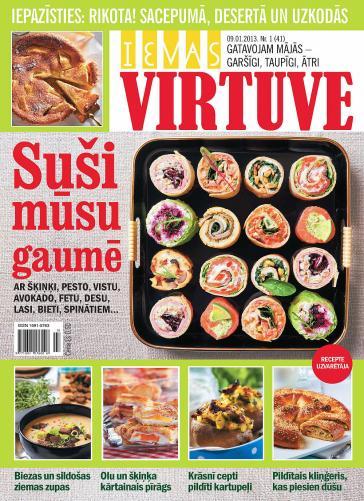 IEVAS VIRTUVE Nr. 1 2013