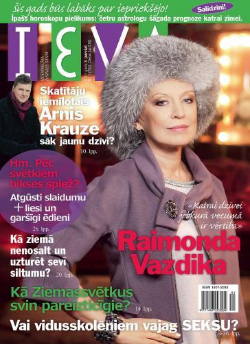 IEVA Nr. 1 2013