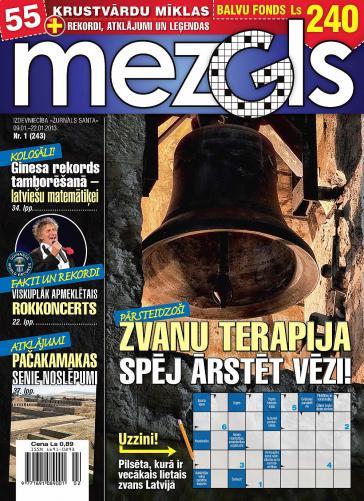 MEZGLS Nr. 1 2013