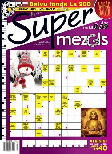 Supermezgls Nr. 1 2013