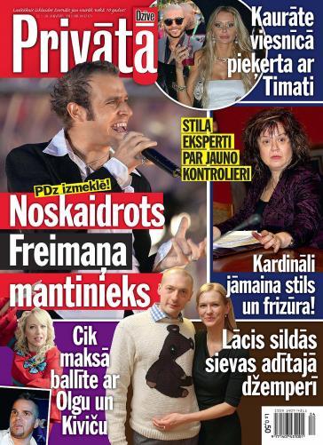 PRIVĀTĀ DZĪVE Nr. 4 2013
