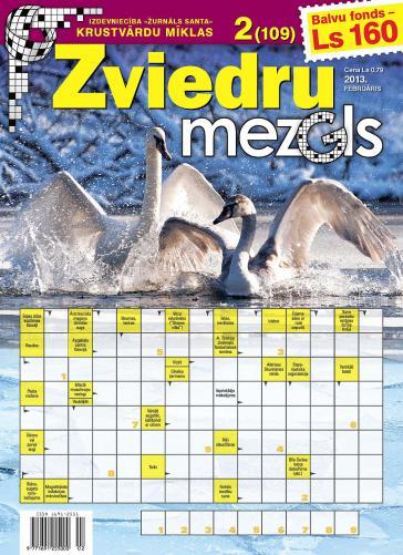 ZVIEDRU MEZGLS Nr. 2 2013