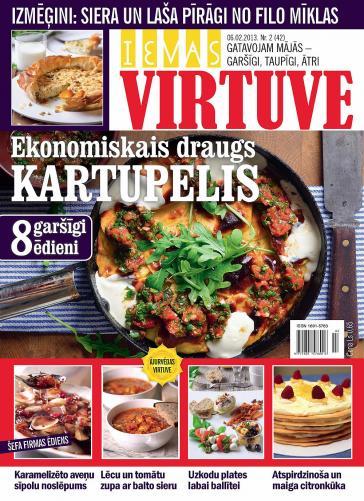 IEVAS VIRTUVE Nr. 2 2013
