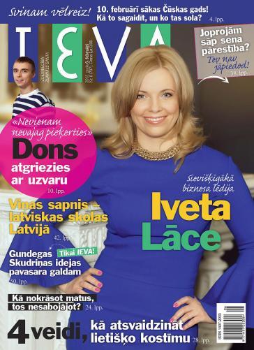 IEVA Nr. 6 2013