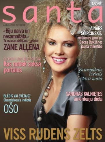 SANTA Nr. 10 2009