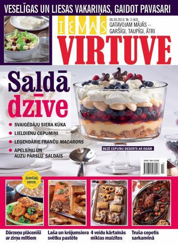 IEVAS VIRTUVE Nr. 3 2013