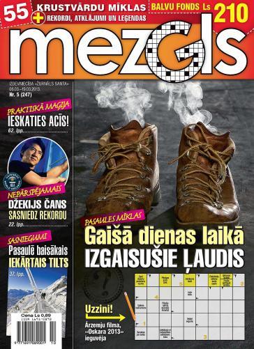 MEZGLS Nr. 5 2013