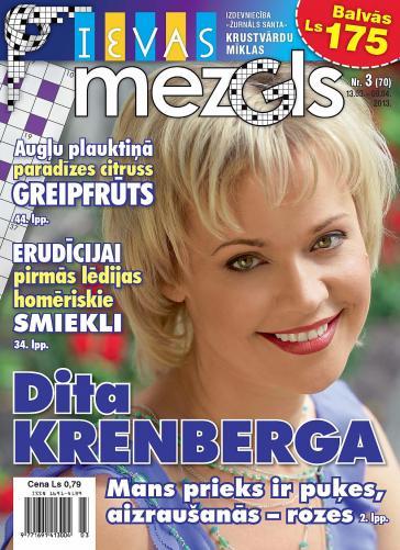 IEVAS MEZGLS Nr. 3 2013