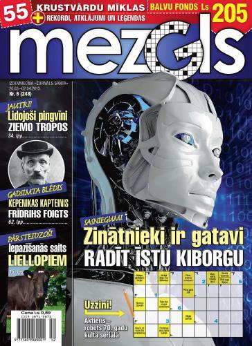 MEZGLS Nr. 6 2013