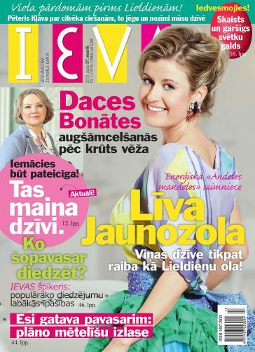 IEVA Nr. 13 2013