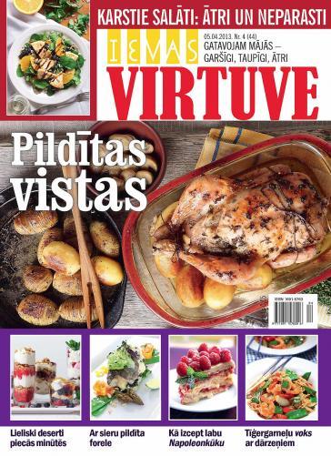 IEVAS VIRTUVE Nr. 4 2013