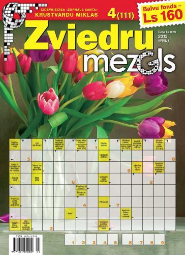 ZVIEDRU MEZGLS Nr. 4 2013