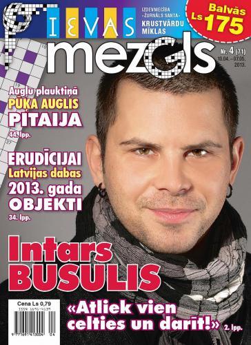 IEVAS MEZGLS Nr. 4 2013