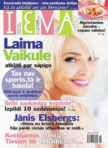 IEVA Nr. 15 2013