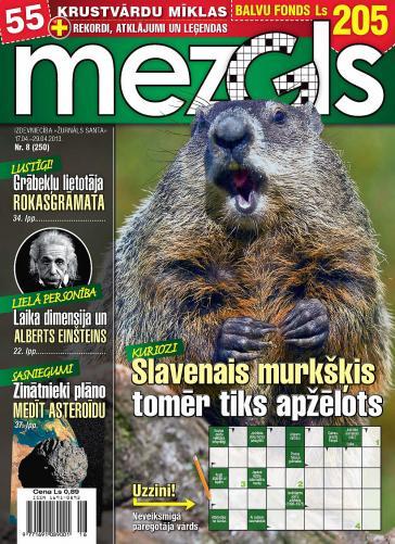 MEZGLS Nr. 8 2013