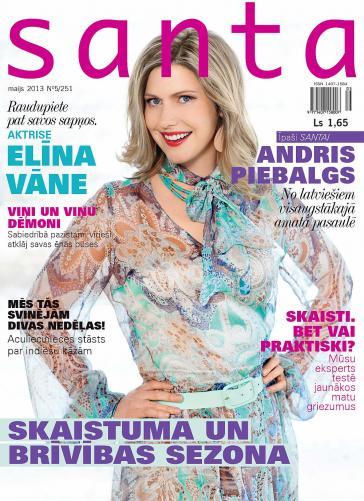 SANTA Nr. 5 2013