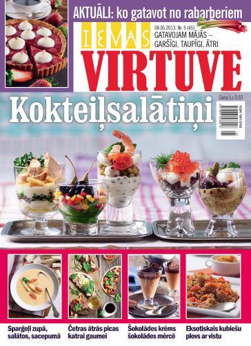 IEVAS VIRTUVE Nr. 5 2013