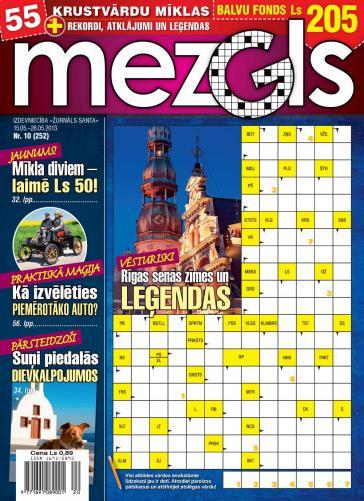 MEZGLS Nr. 10 2013