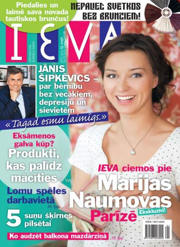 IEVA Nr. 21 2013