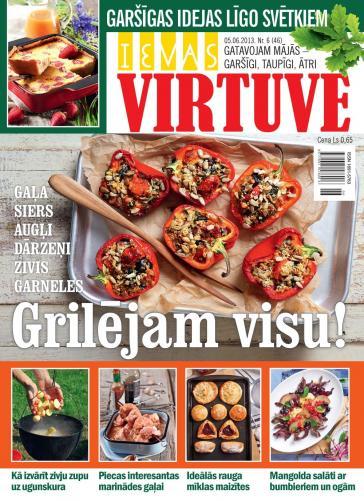 IEVAS VIRTUVE Nr. 6 2013