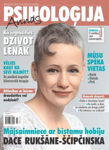 ANNAS PSIHOLOĢIJA Nr. 6 2013