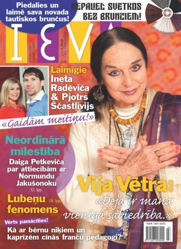 IEVA Nr. 23 2013