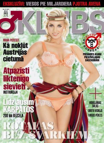 KLUBS Nr. 7 2013