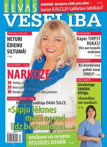 IEVAS VESELĪBA Nr. 13 2013